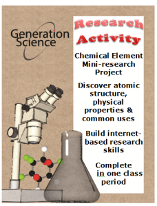 element research project
